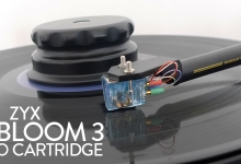 REVIEW: ZYX R50 BLOOM 3 PHONO CARTRIDGE