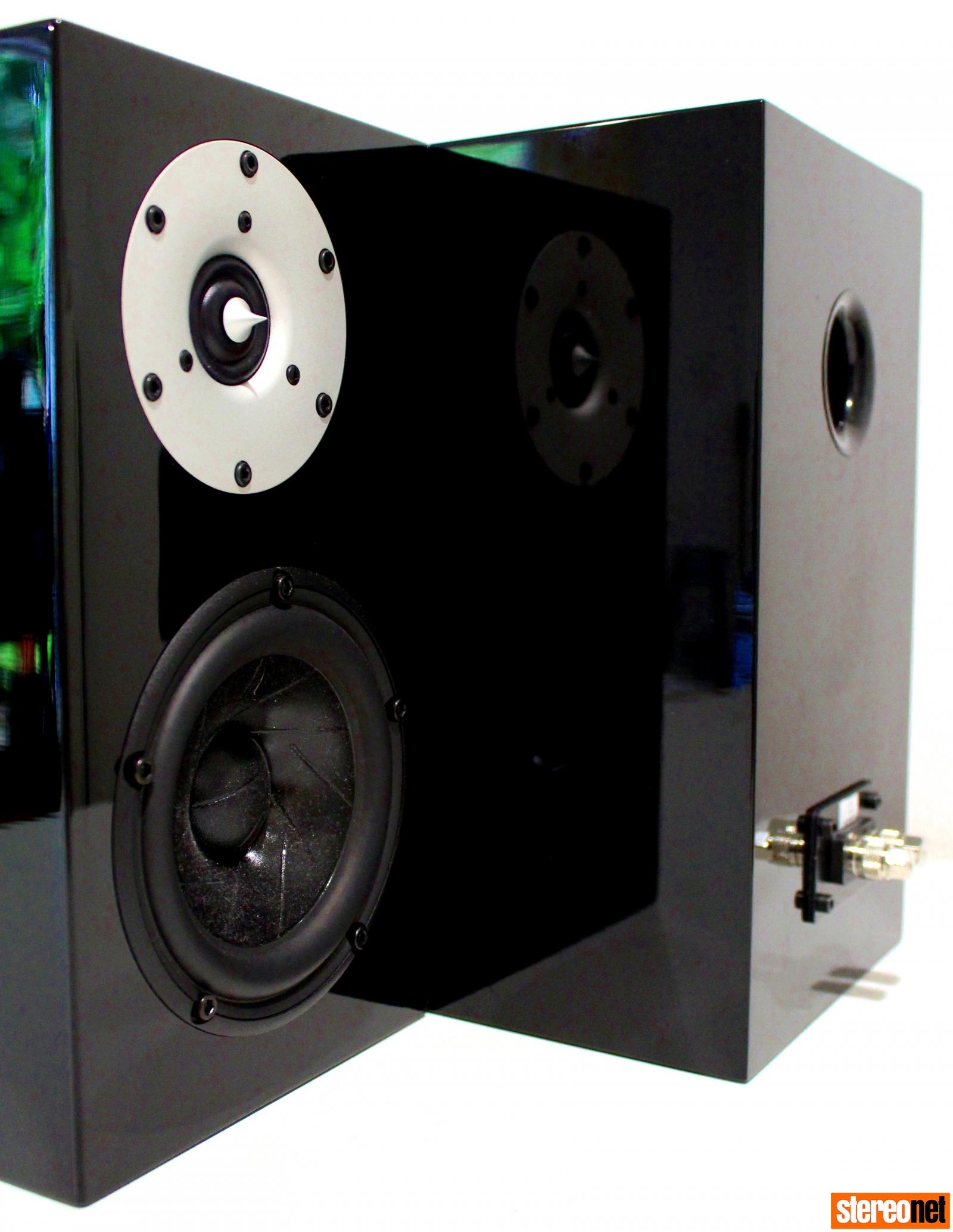 brigadiers audio one audio mu2 speakers reflection
