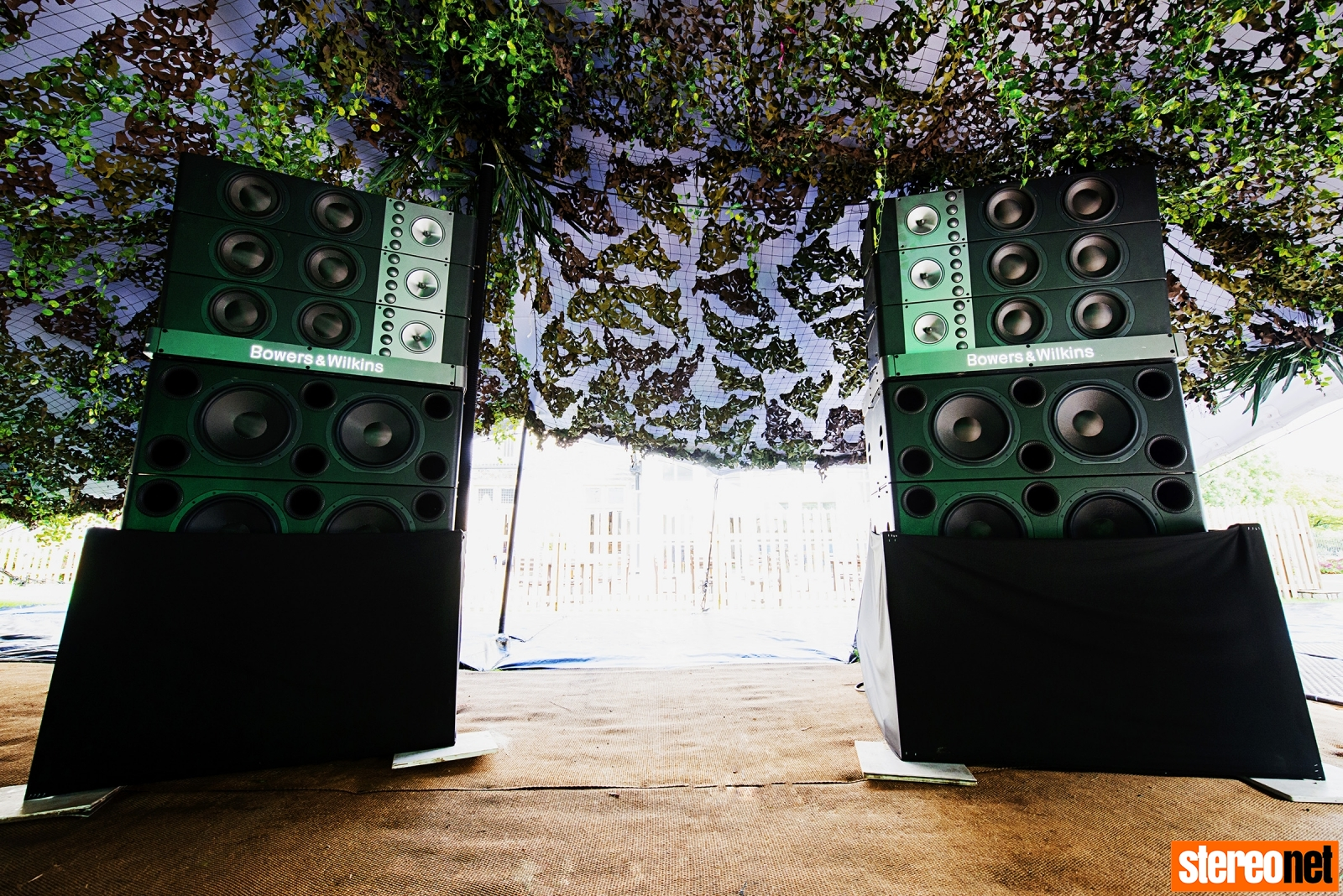 Bowers and Wilkins Sound System Festival of Sound