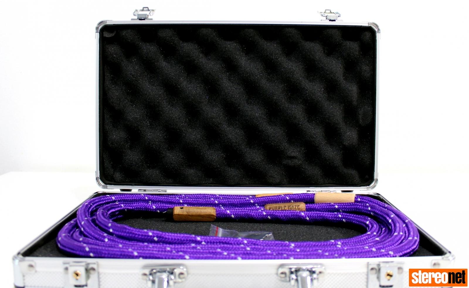Gekko Cables Purple Haze review