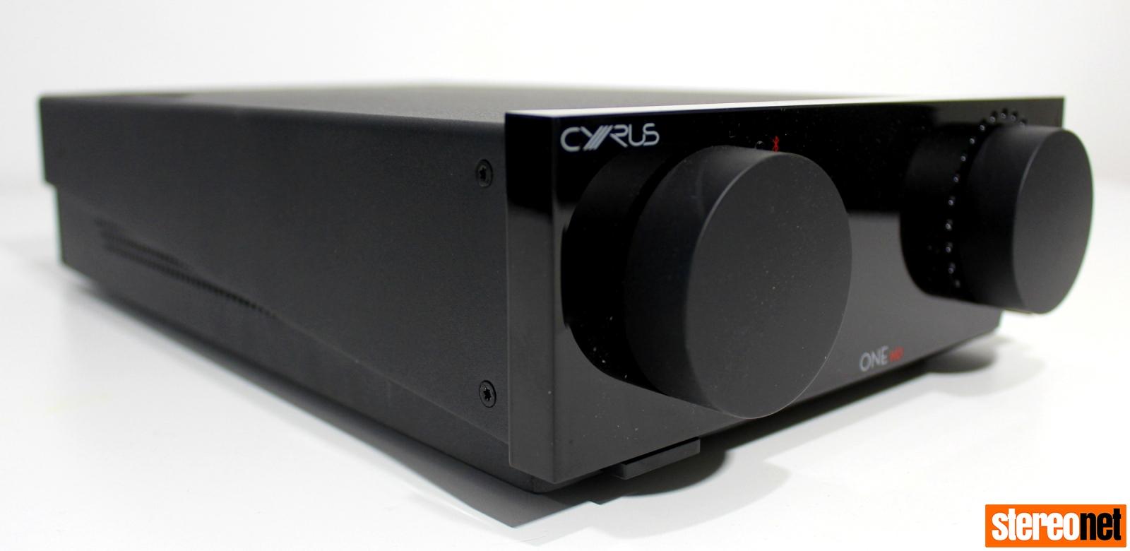 Cyrus ONE HD angle