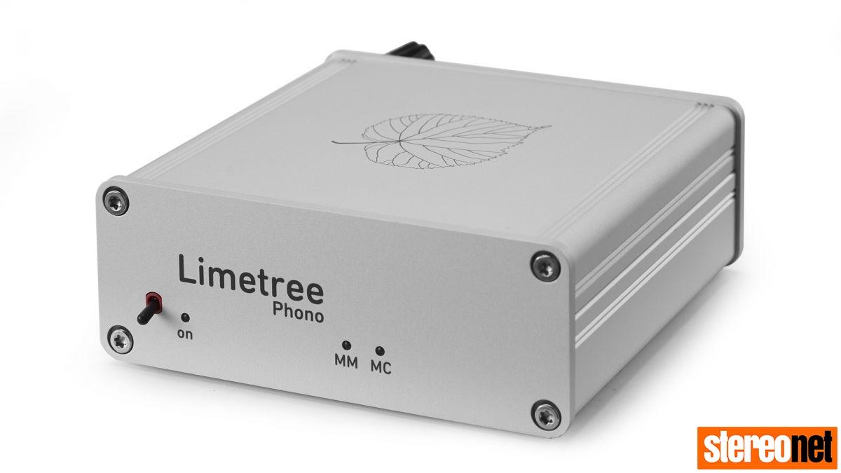 Lindemann Limetree phono review