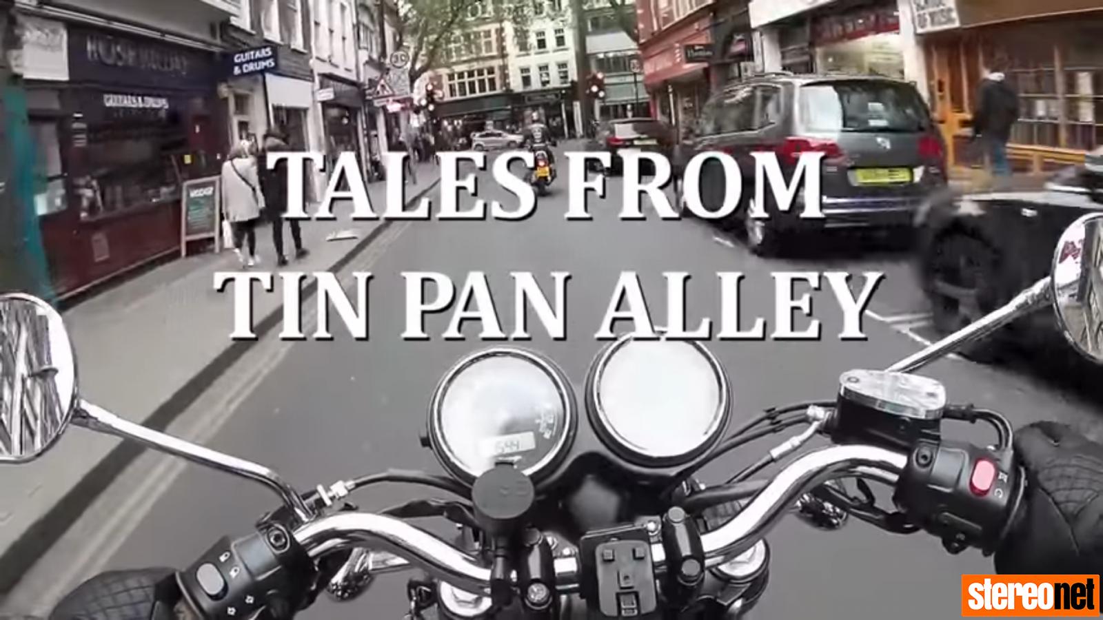 Tin Pan Alley Demark Street Documentary