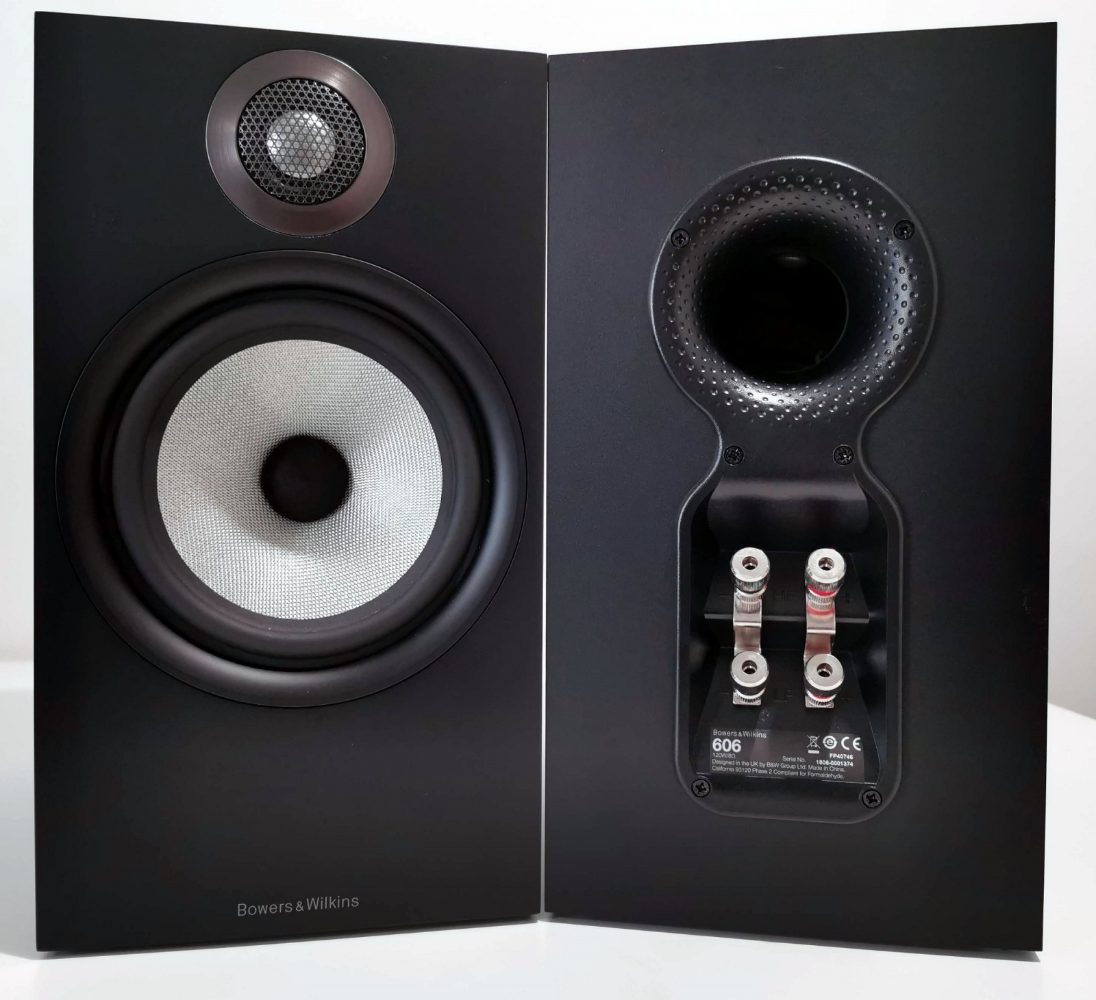 Bowers Wilkins 606 review