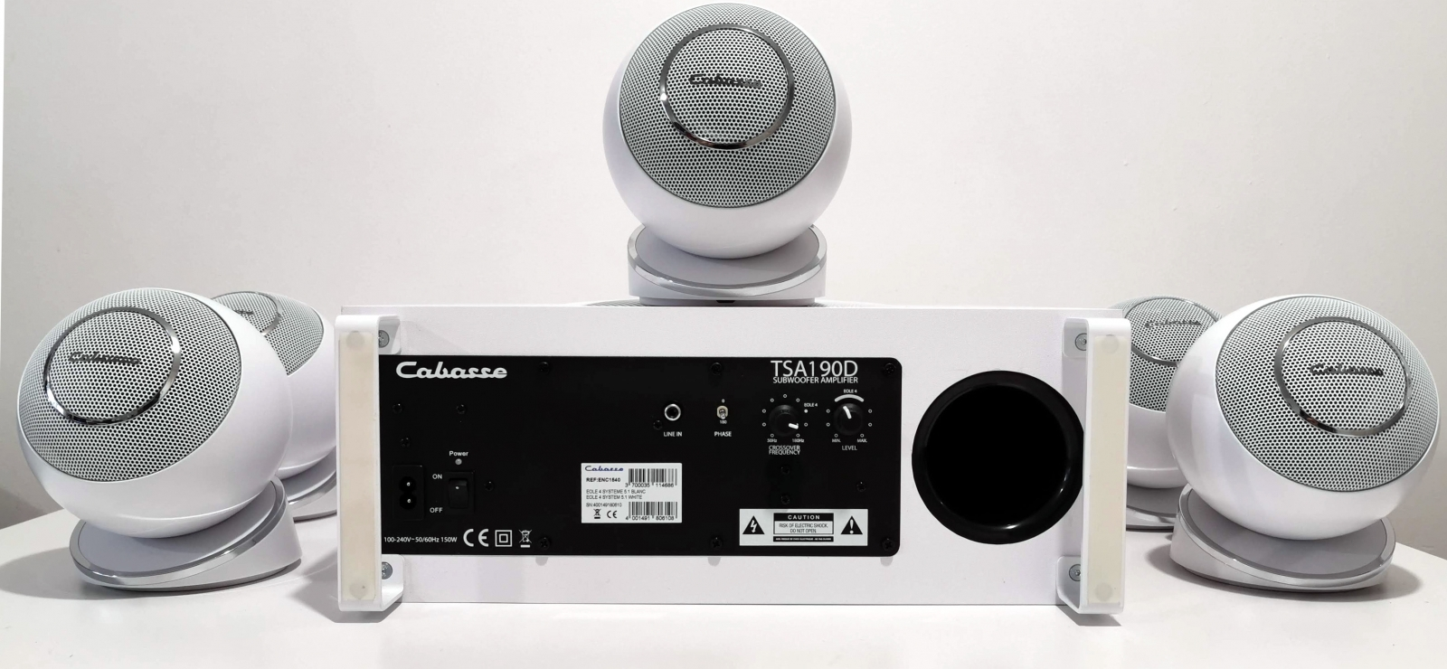 Cabasse Eole 4 review