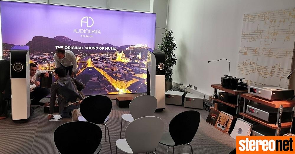 Audiodata Munich 2019