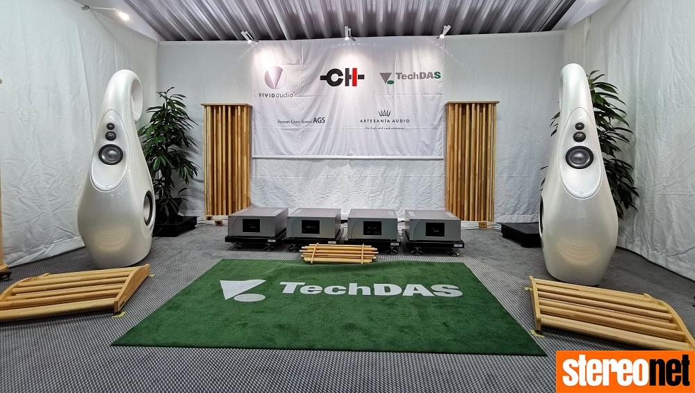 Vivid Audio TechDas High End Munich 2019