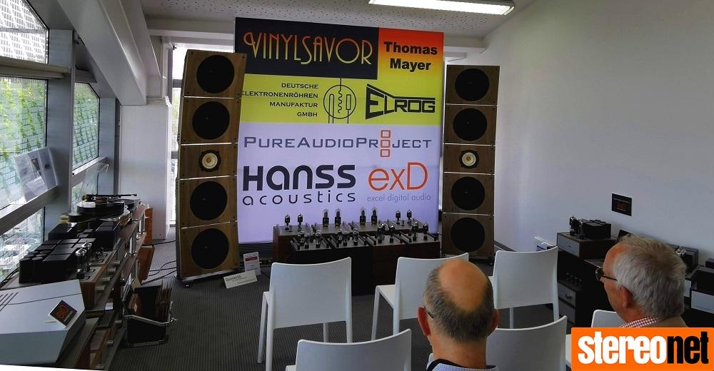 PureAudioProject High End Munich 2019