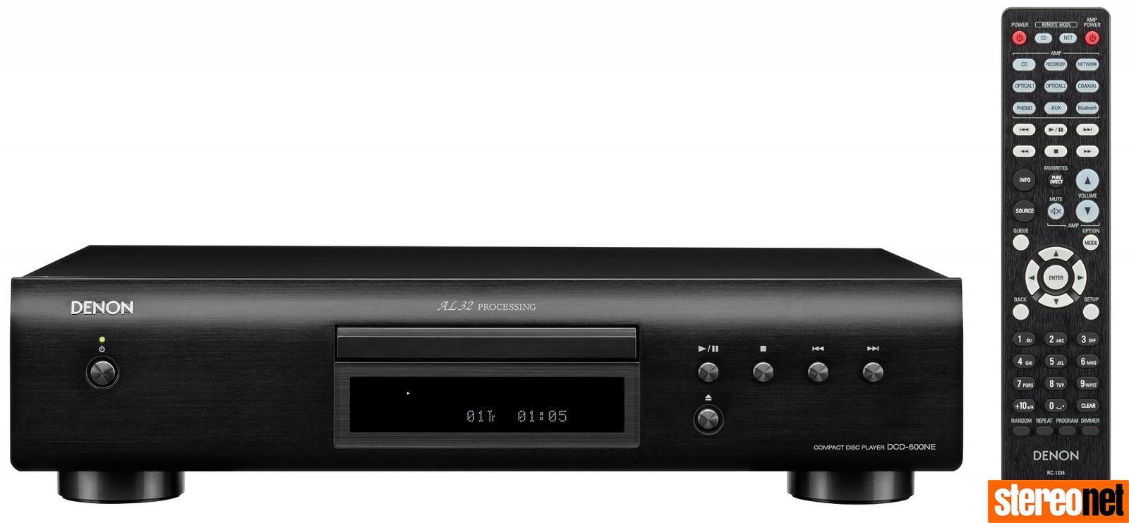 Denon CDC-600NE CD Player