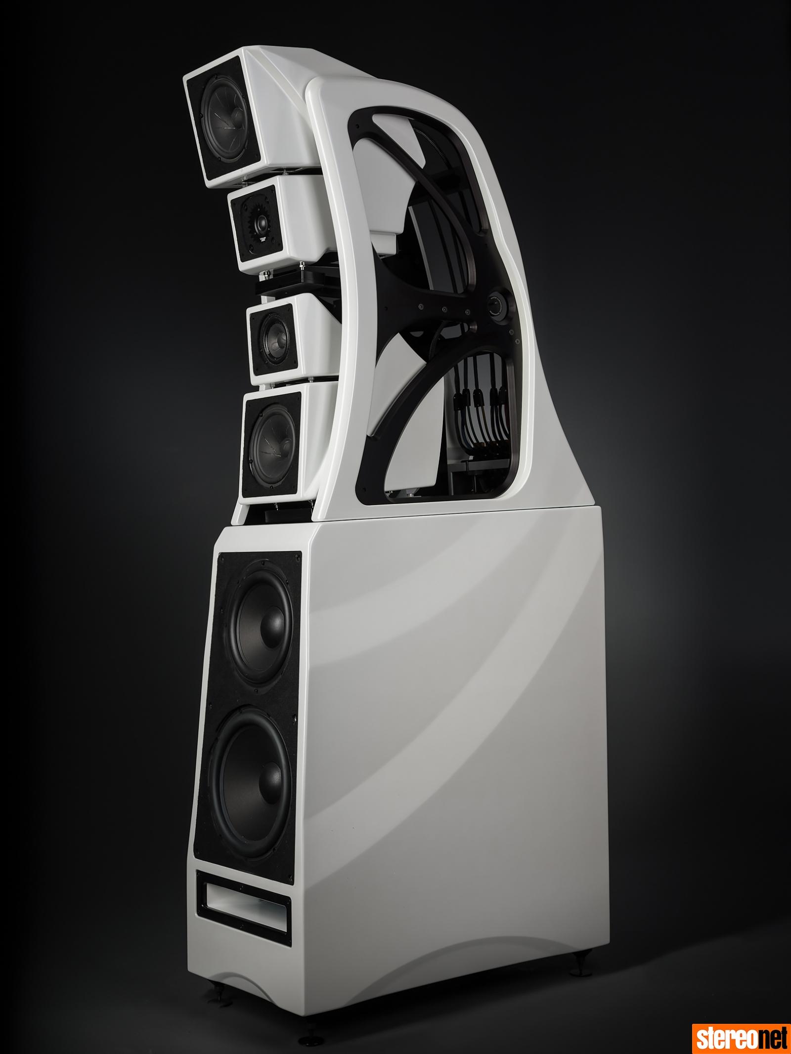 Wilson Audio Chronosonic XVX