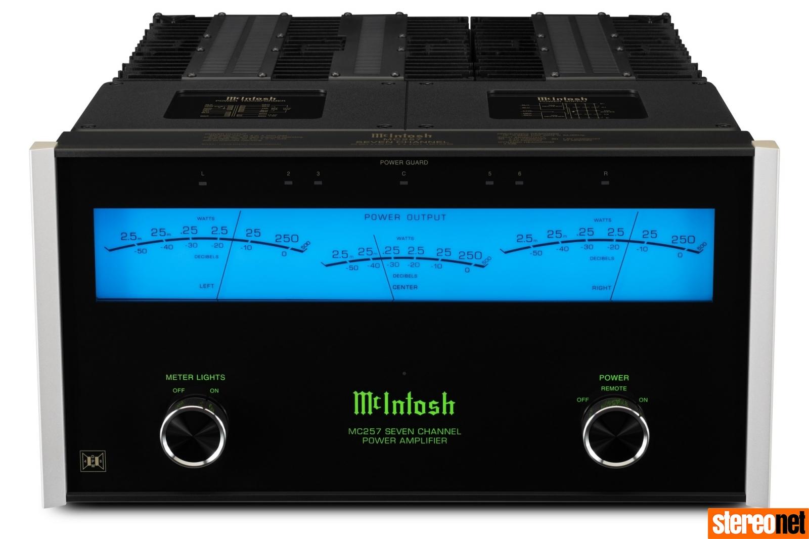 McIntosh MC257 - ISE 2020