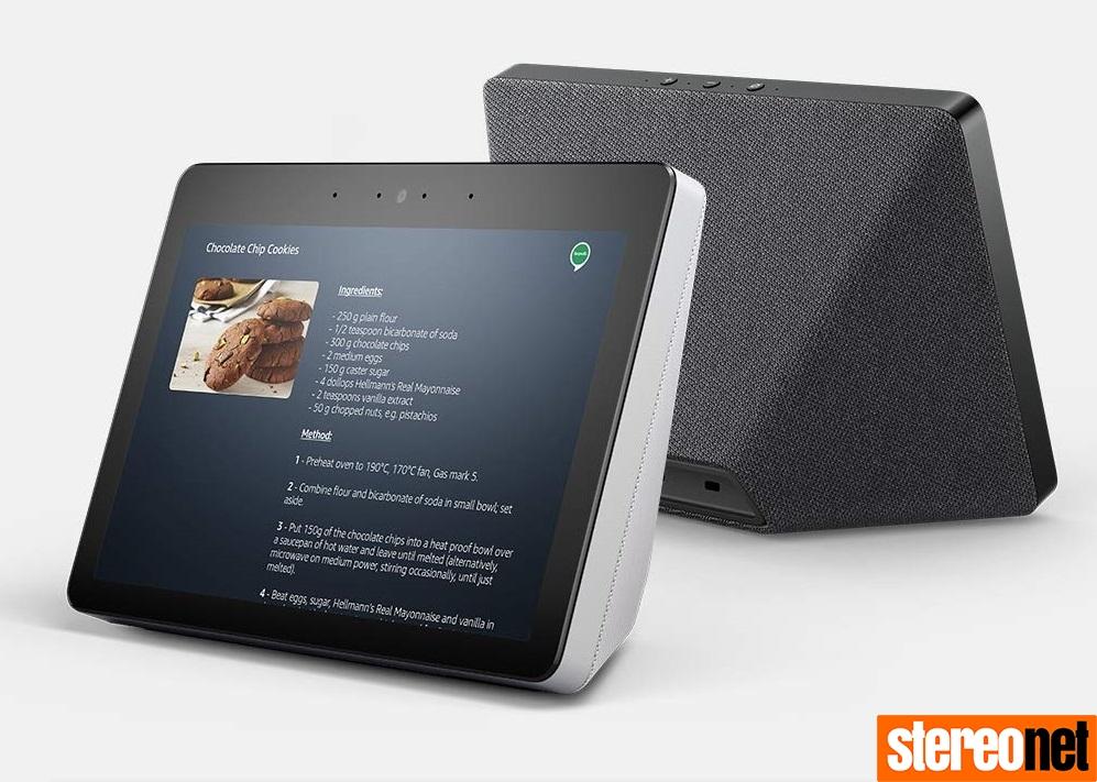 Amazon Echo Show DTS Play-Fi