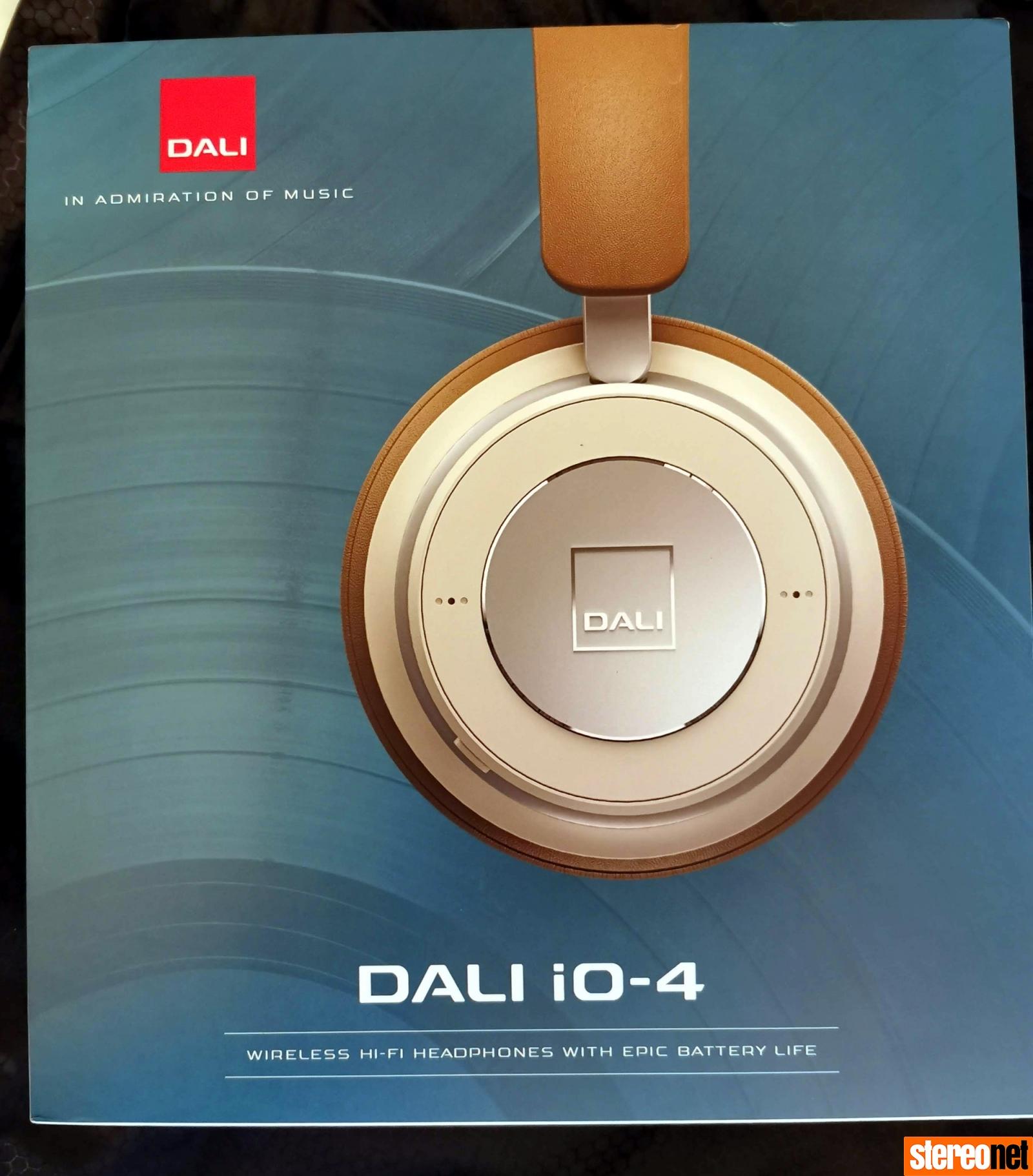DALI iO-4