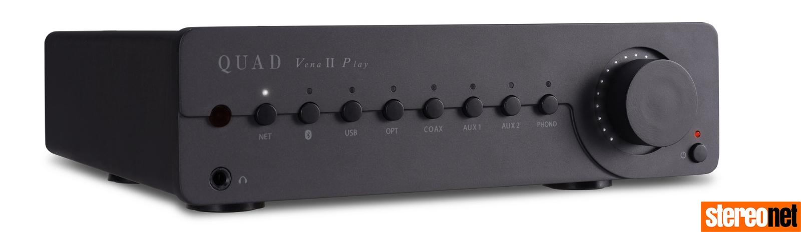 Quad Vena II Play