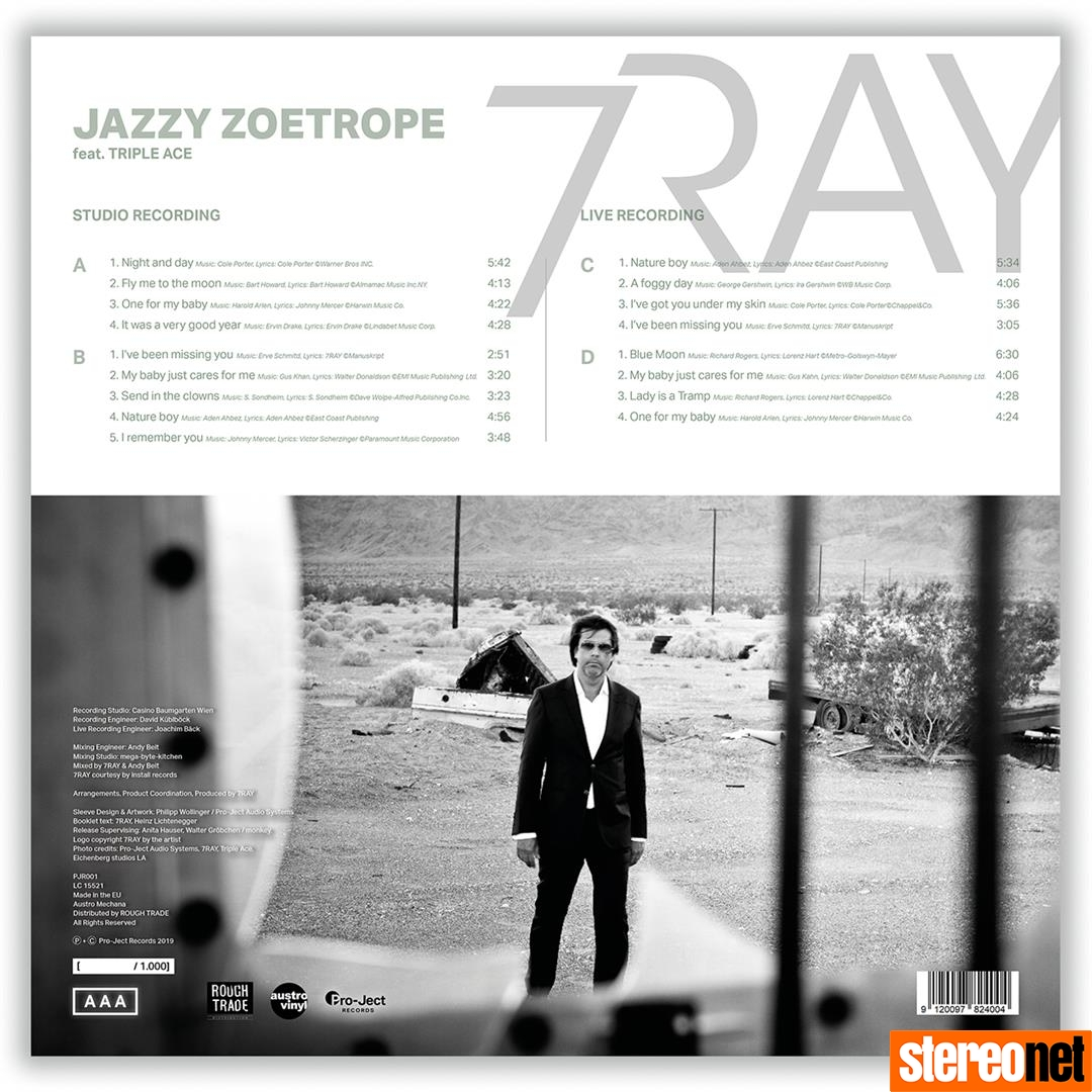 Jazzy Zoetrope Pro-Ject Records