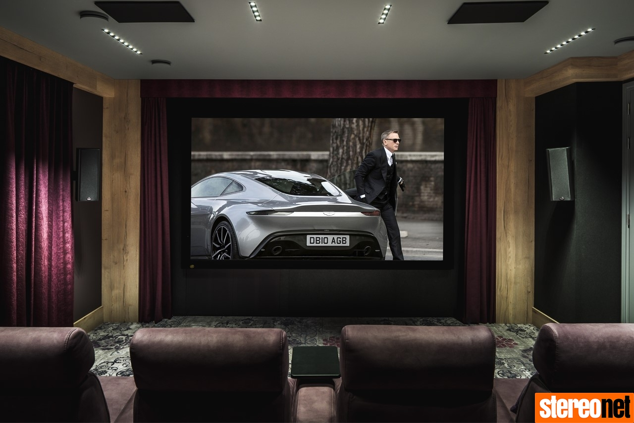 Invision ISE 2020 Home Cinema Demonstration