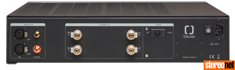 B.audio B.amp one