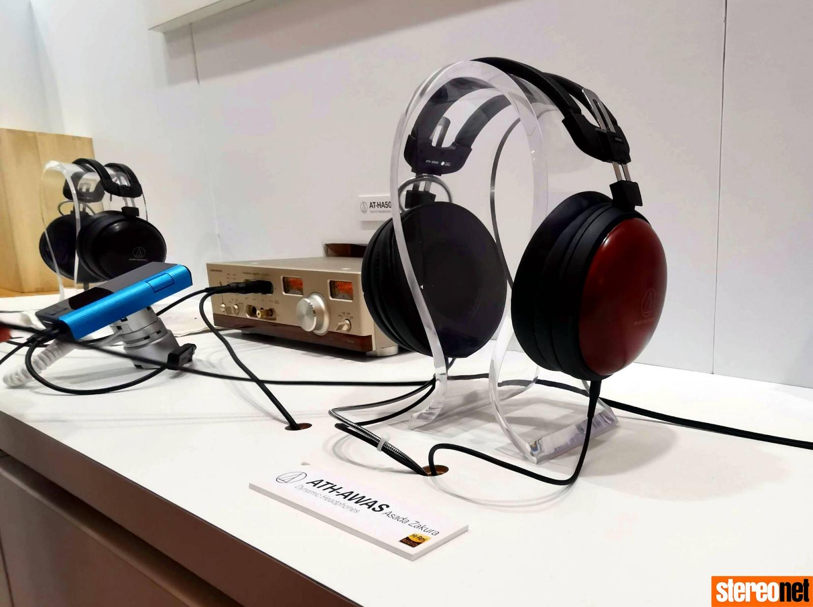 Audio-technica Bristol hifi show 2020 report