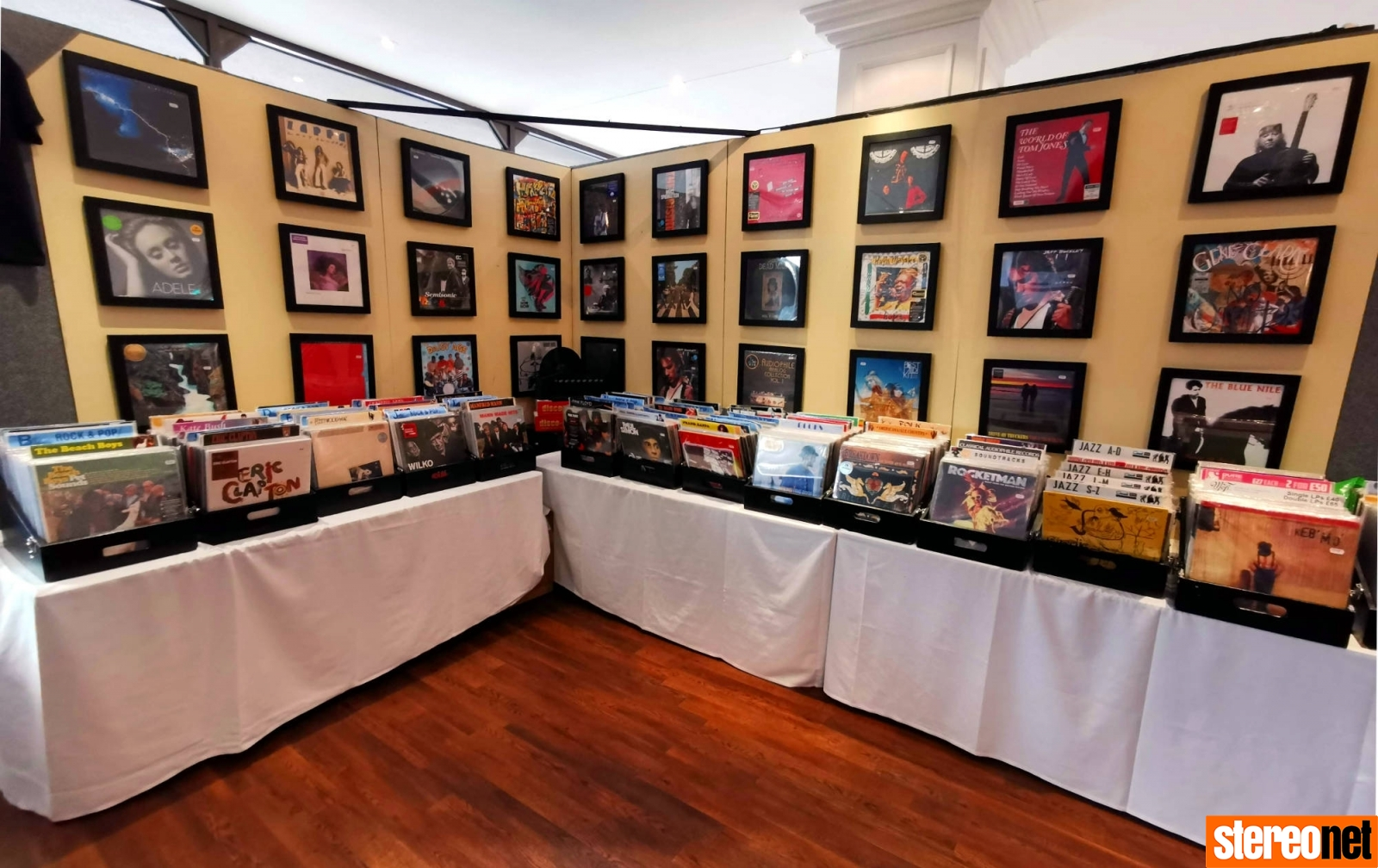 Diverse Vinyl Bristol Hifi Show 2020 report