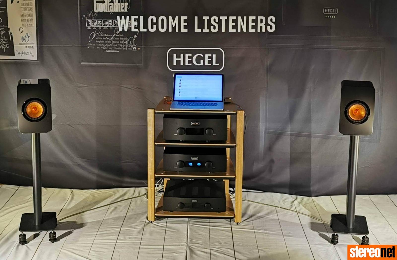 Hegel Bristol hifi show 2020 report
