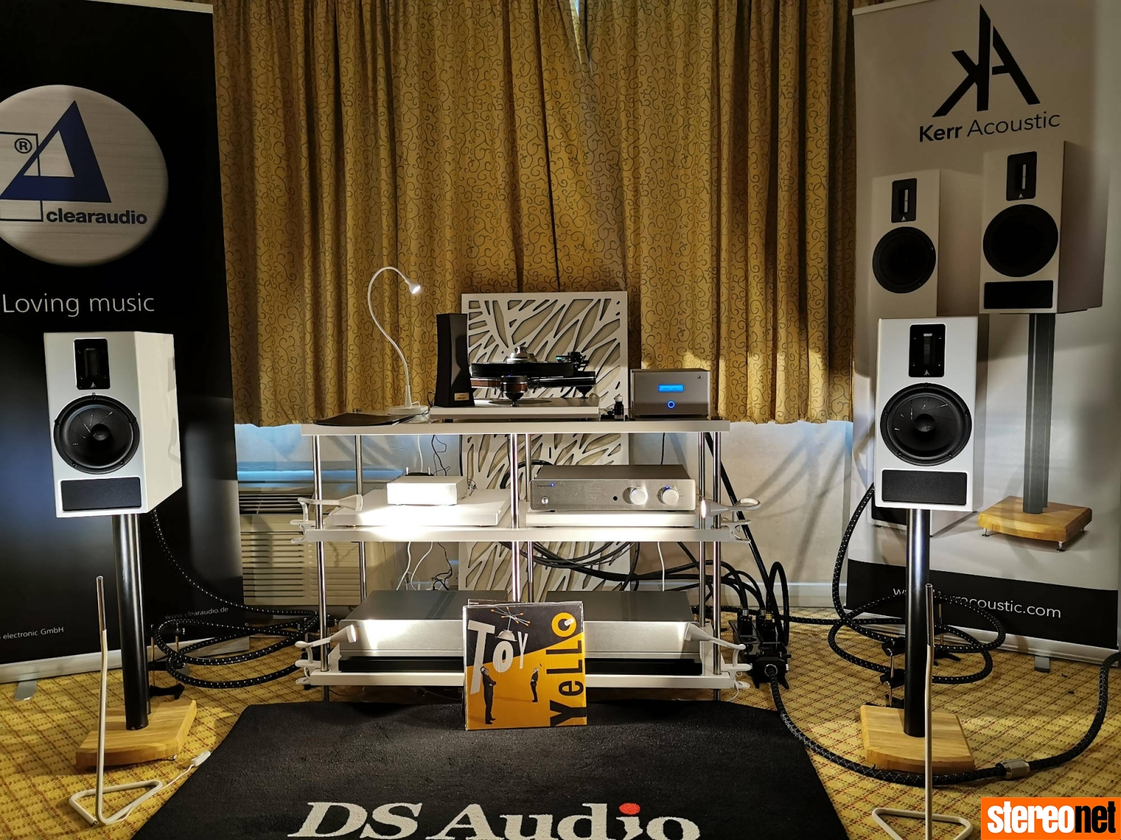 Sound Fowndations Bristol Hifi Show 2020 report