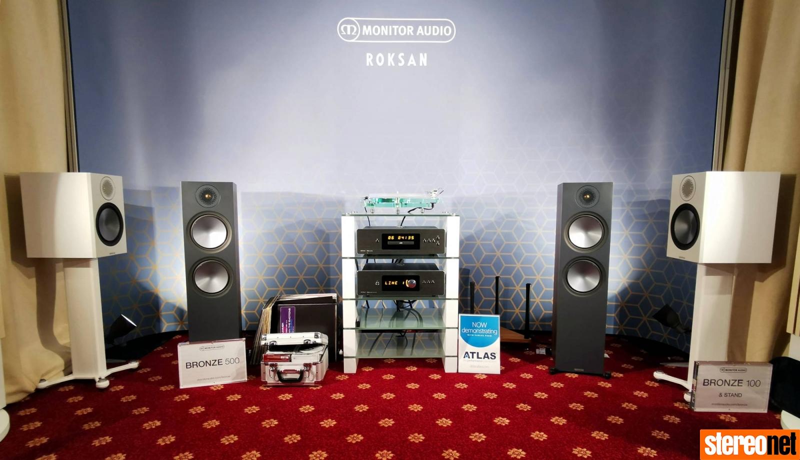Monitor Audio Bristol hifi show 2020 report