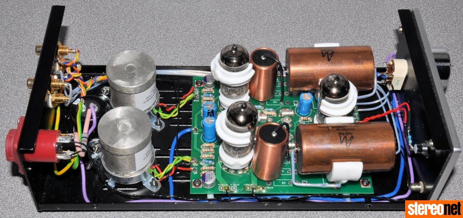 Best Valve Amplifier