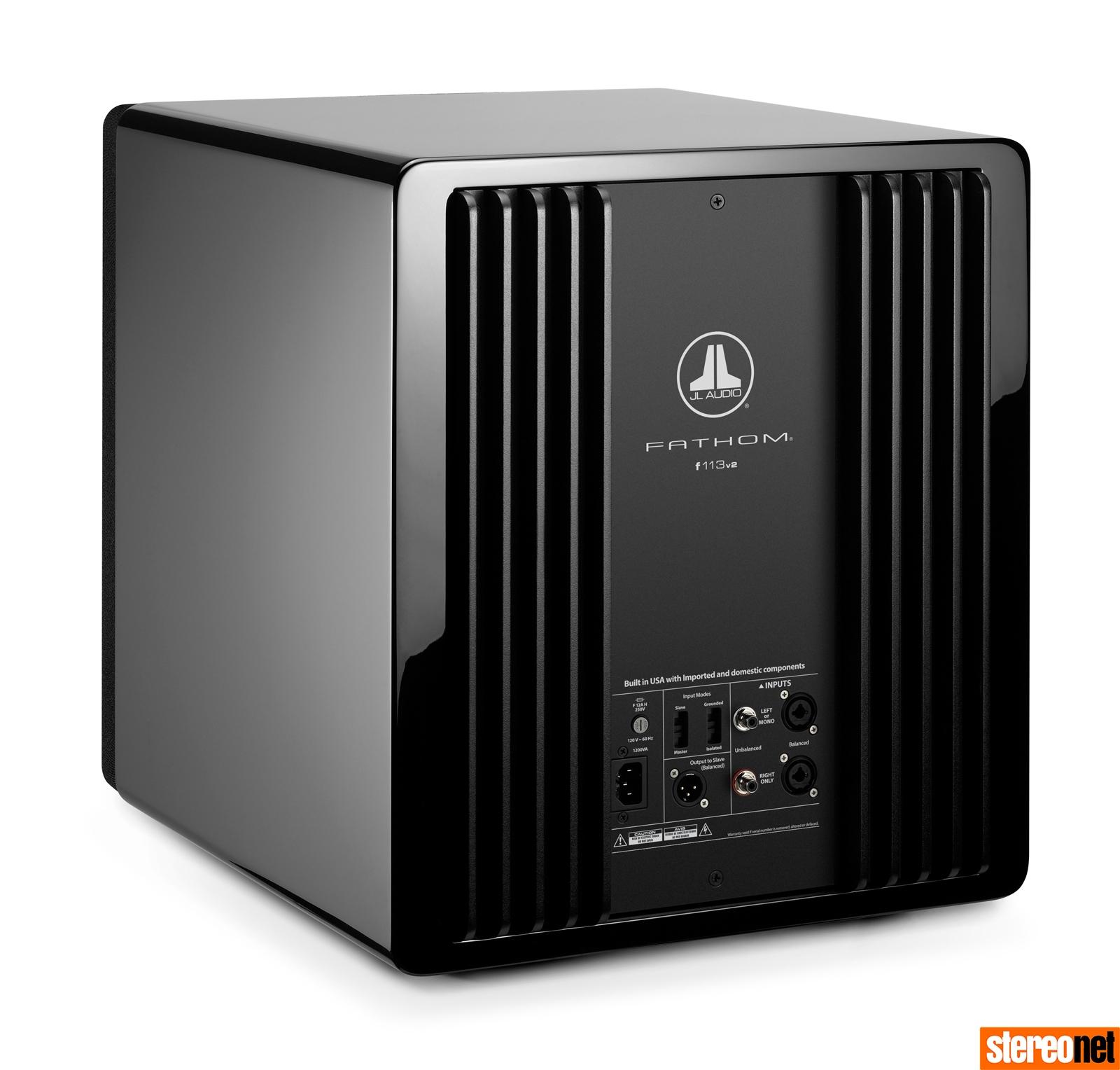 JL Audio Fathom F113 V2 review