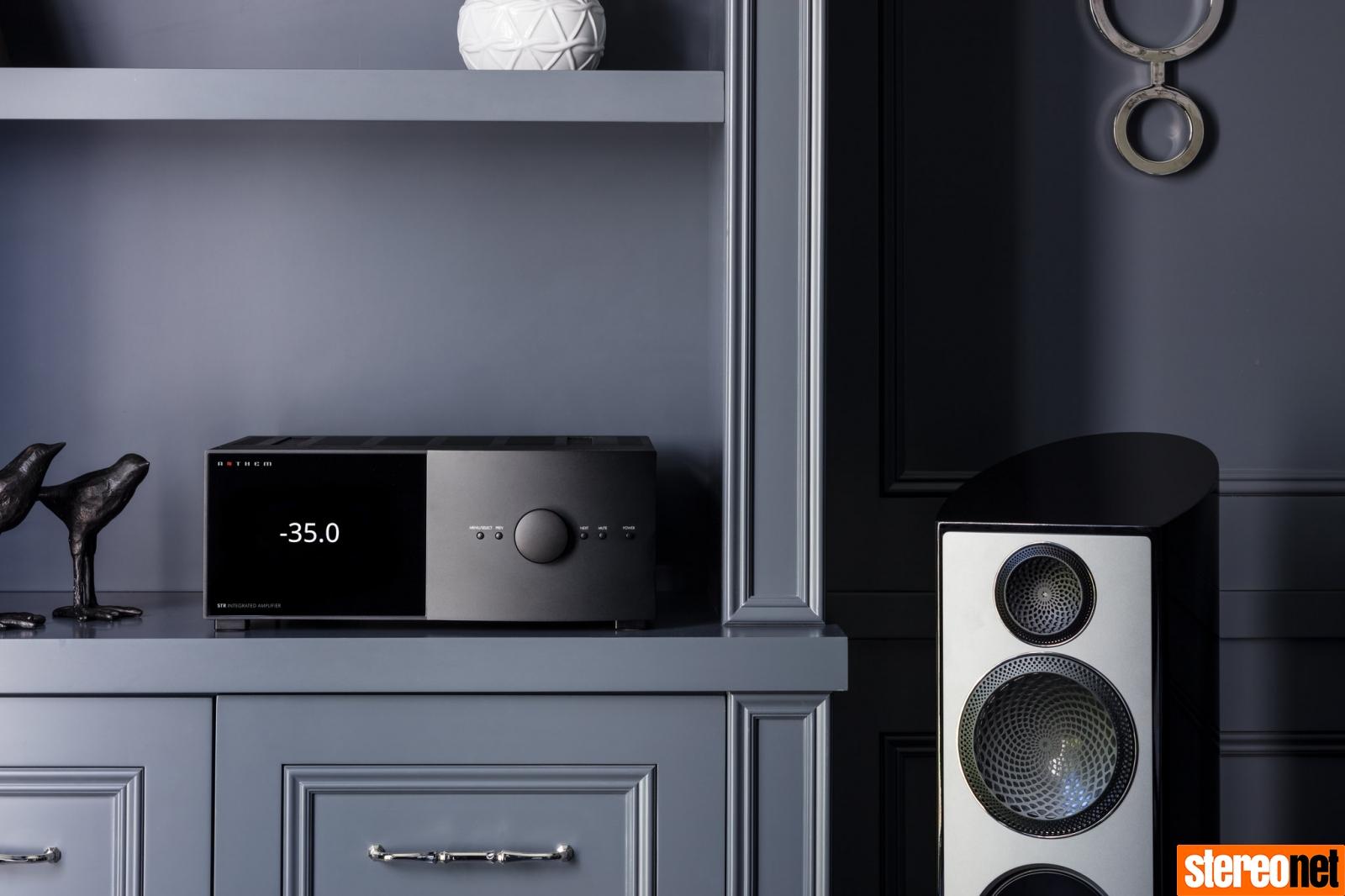 Anthem STR integrated review