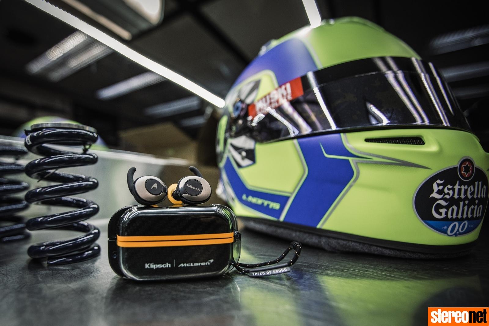 Klipsch T5 II Sport McLaren uk hifi news