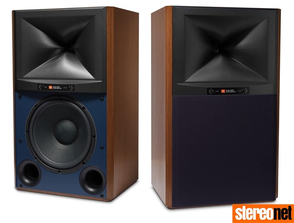 JBL 4349 monitor loudspeakers uk hifi news