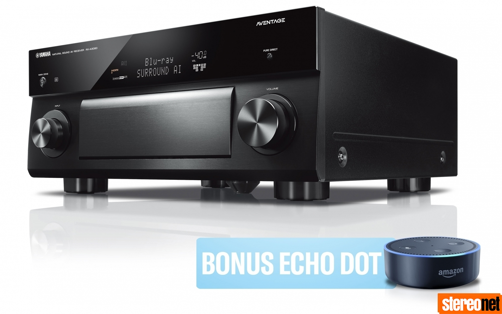 Yamaha RX-A3080 Aventage Review