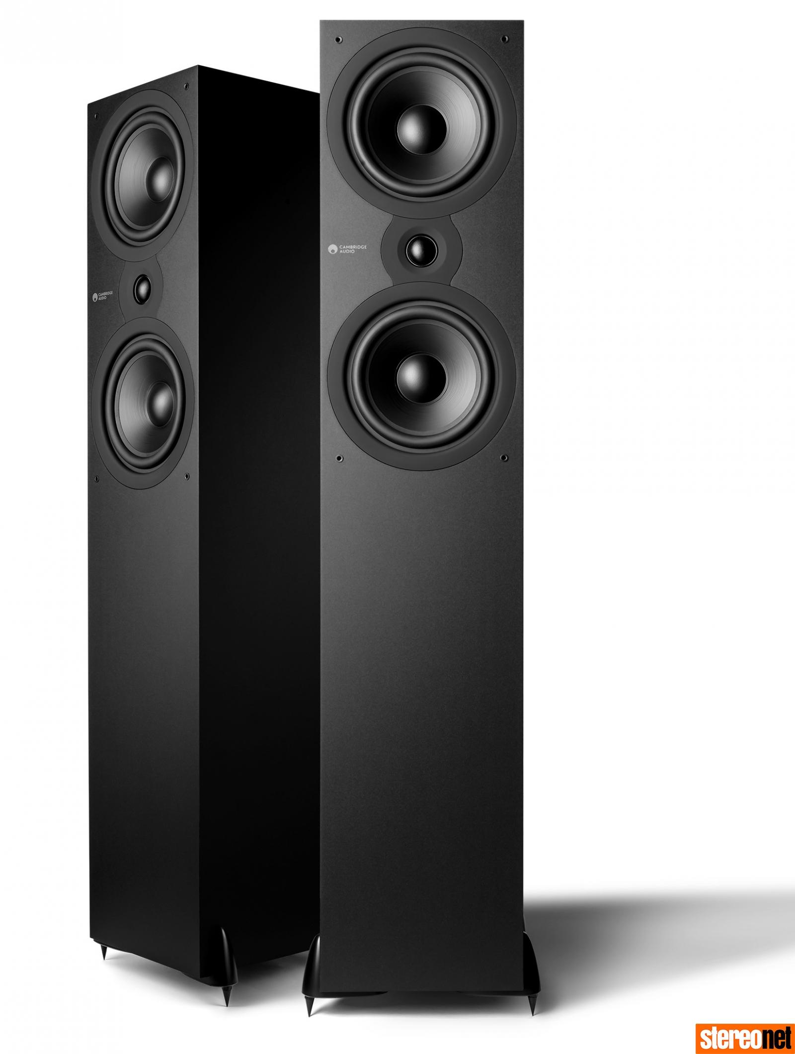 Cambridge Audio SX speakers