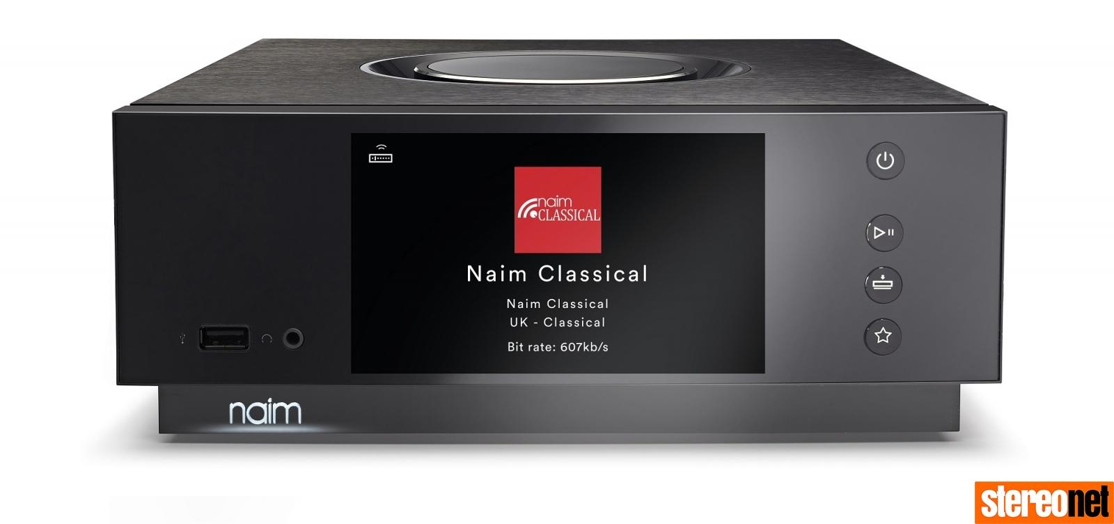 Naim HD Radio