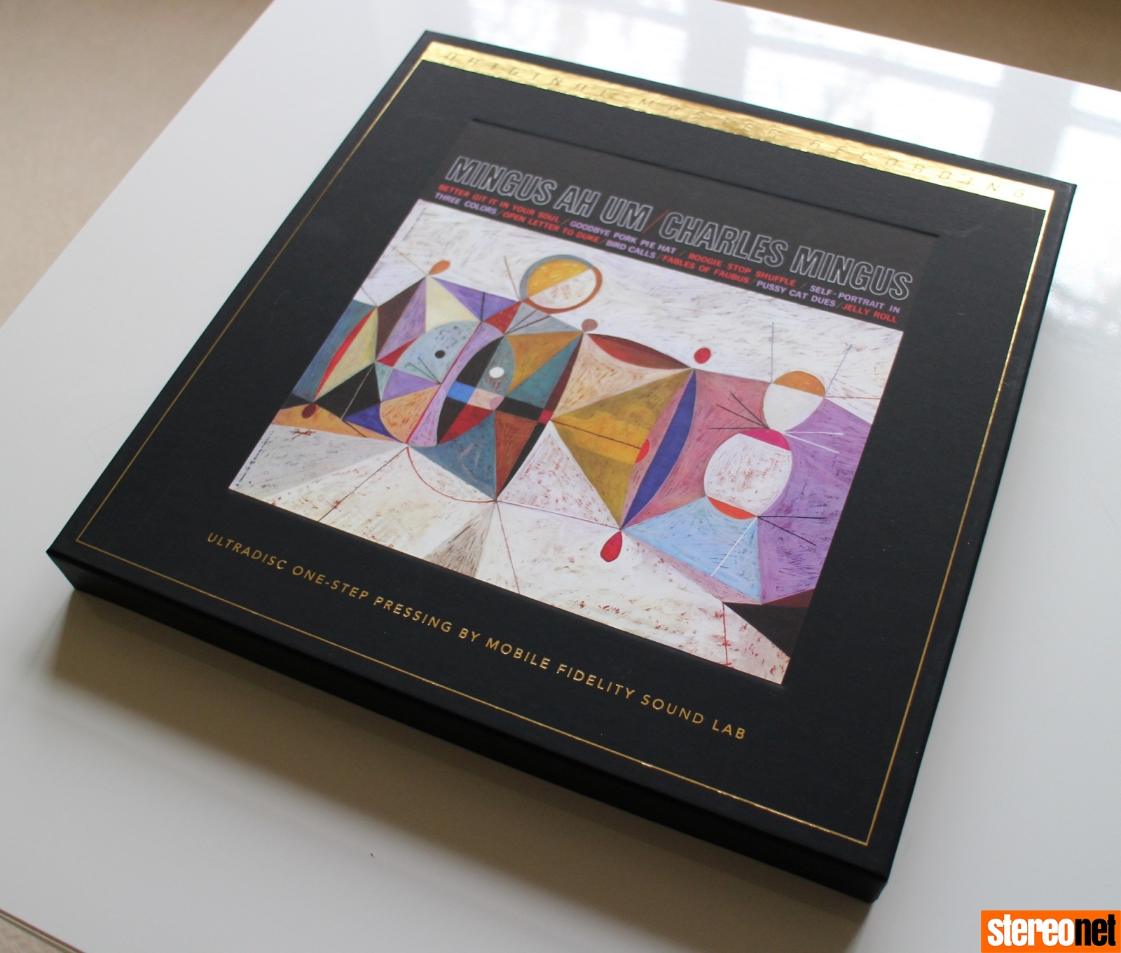 Mobile Fidelity Sound Labs: Charles Mingus – Ah Um Review