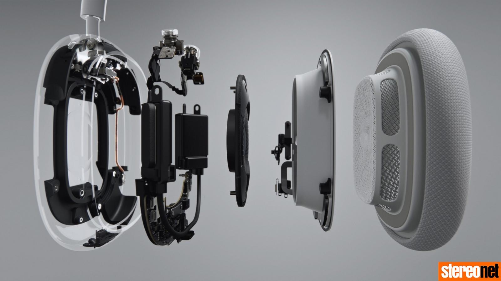 Apple AirPods Max headphones