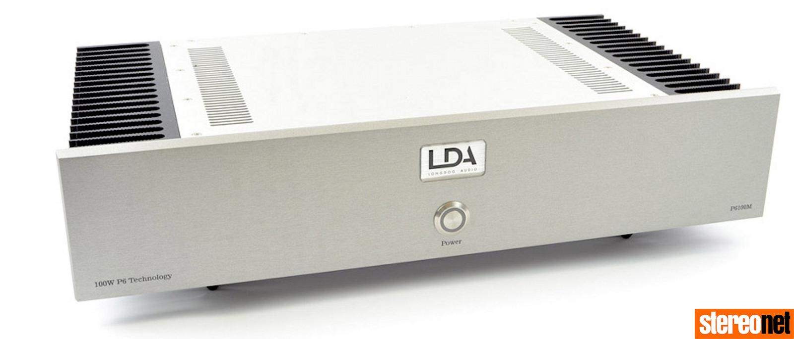 Longdog Audio P6100M Monoblock Amplifier Review