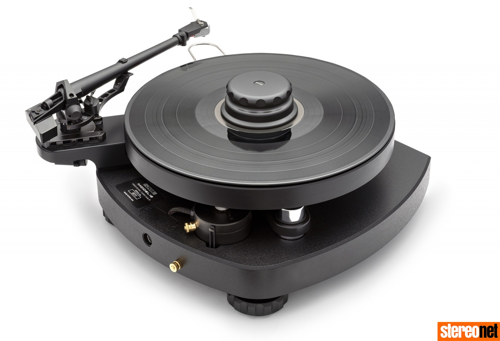 SME Model 12A Turntable Review