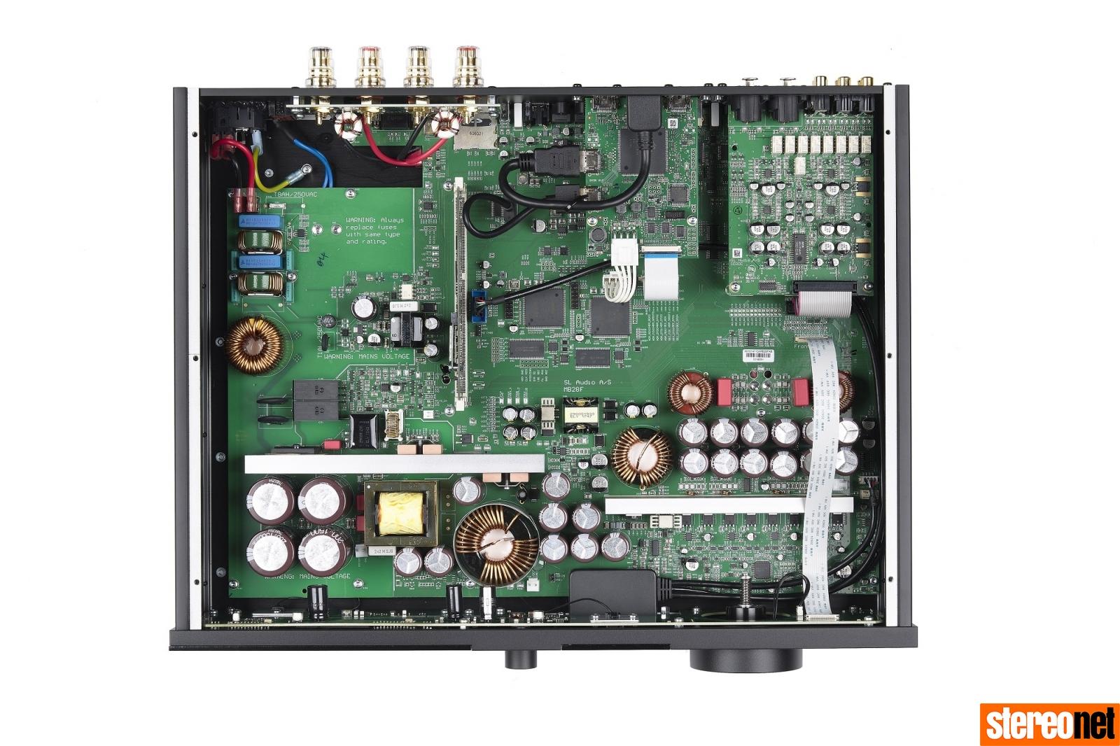 Lyngdorf Audio TDAI-3400