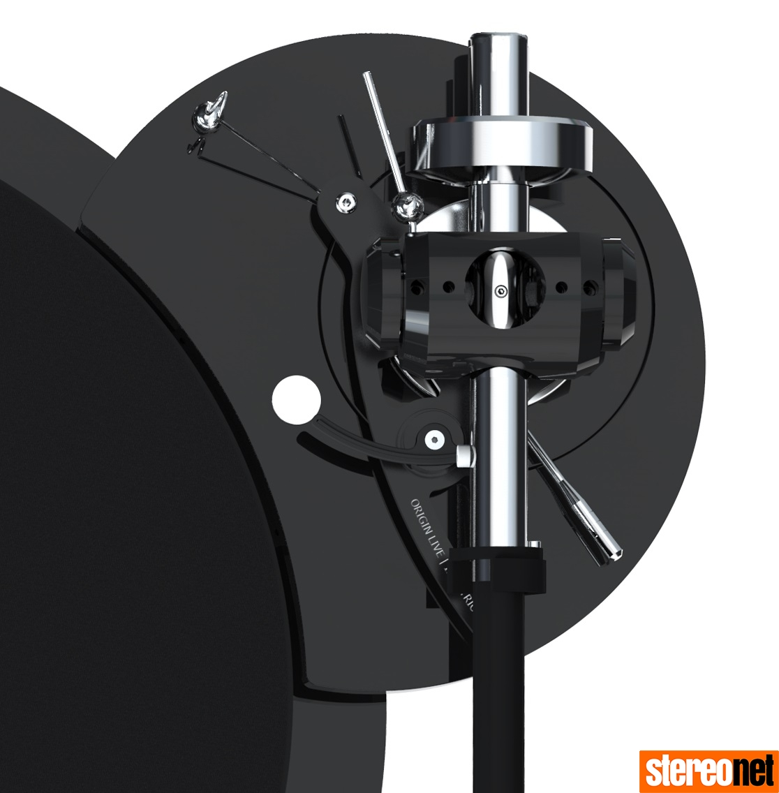 Origin Live Resolution IV Turntable Review