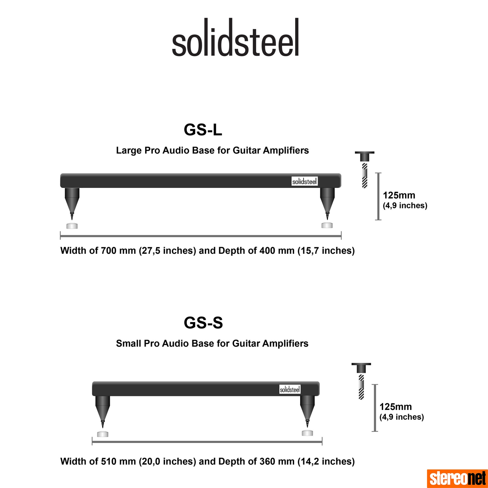 Solidsteel VibeStand review