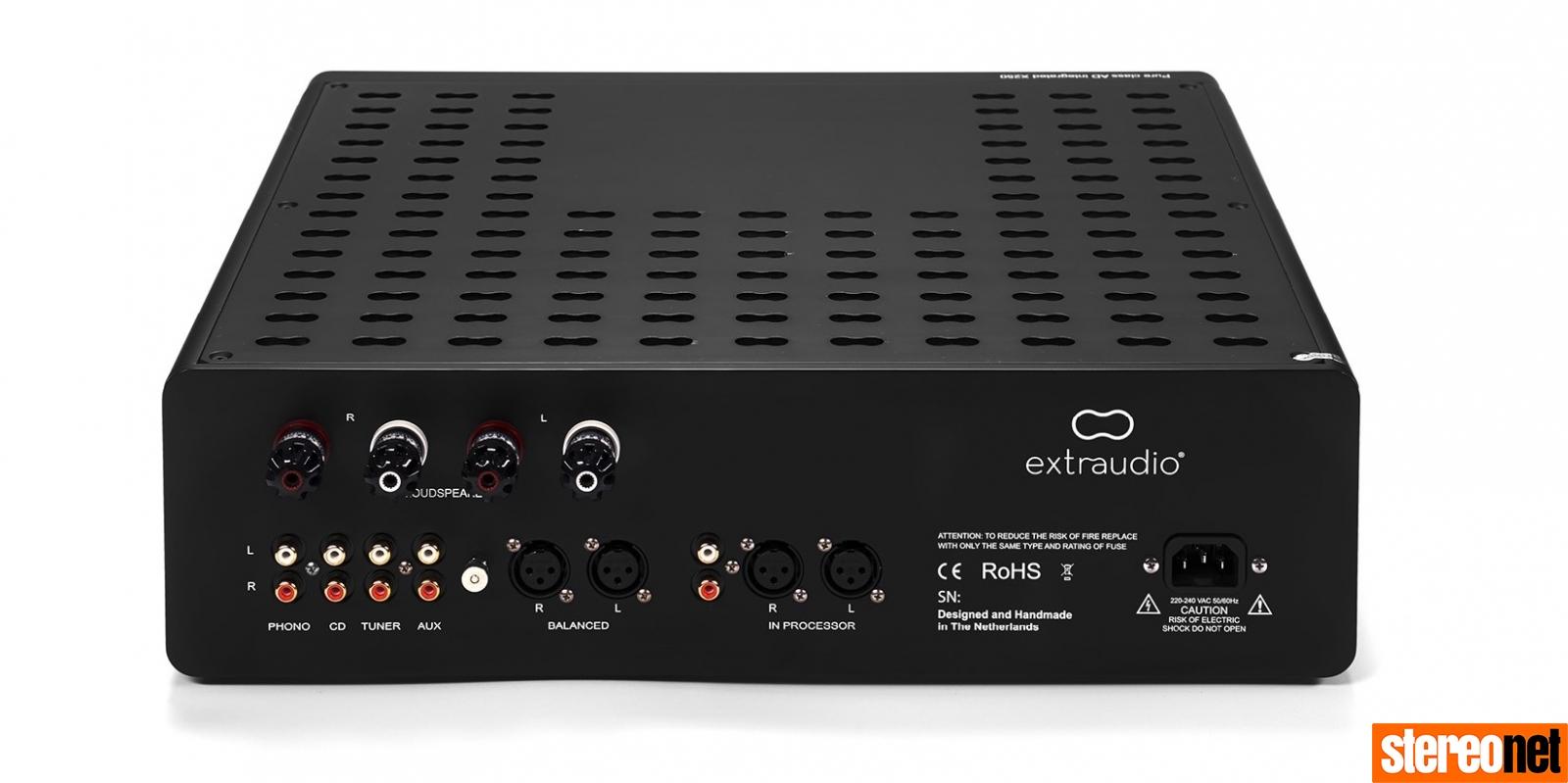 Extraudio and Elite Audio UK