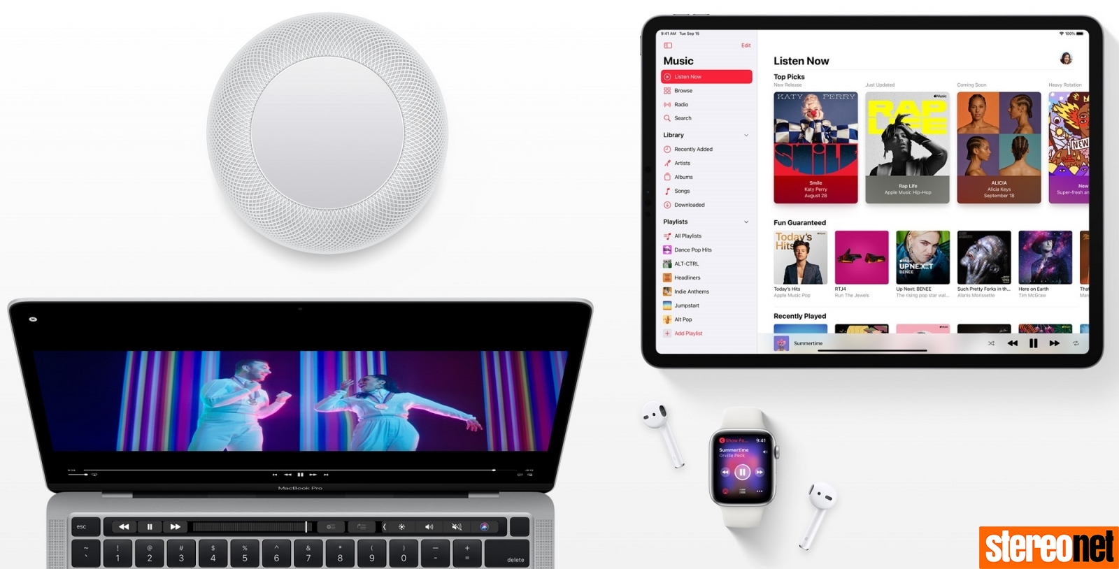 Apple Lossless and Spatial Audio Launch