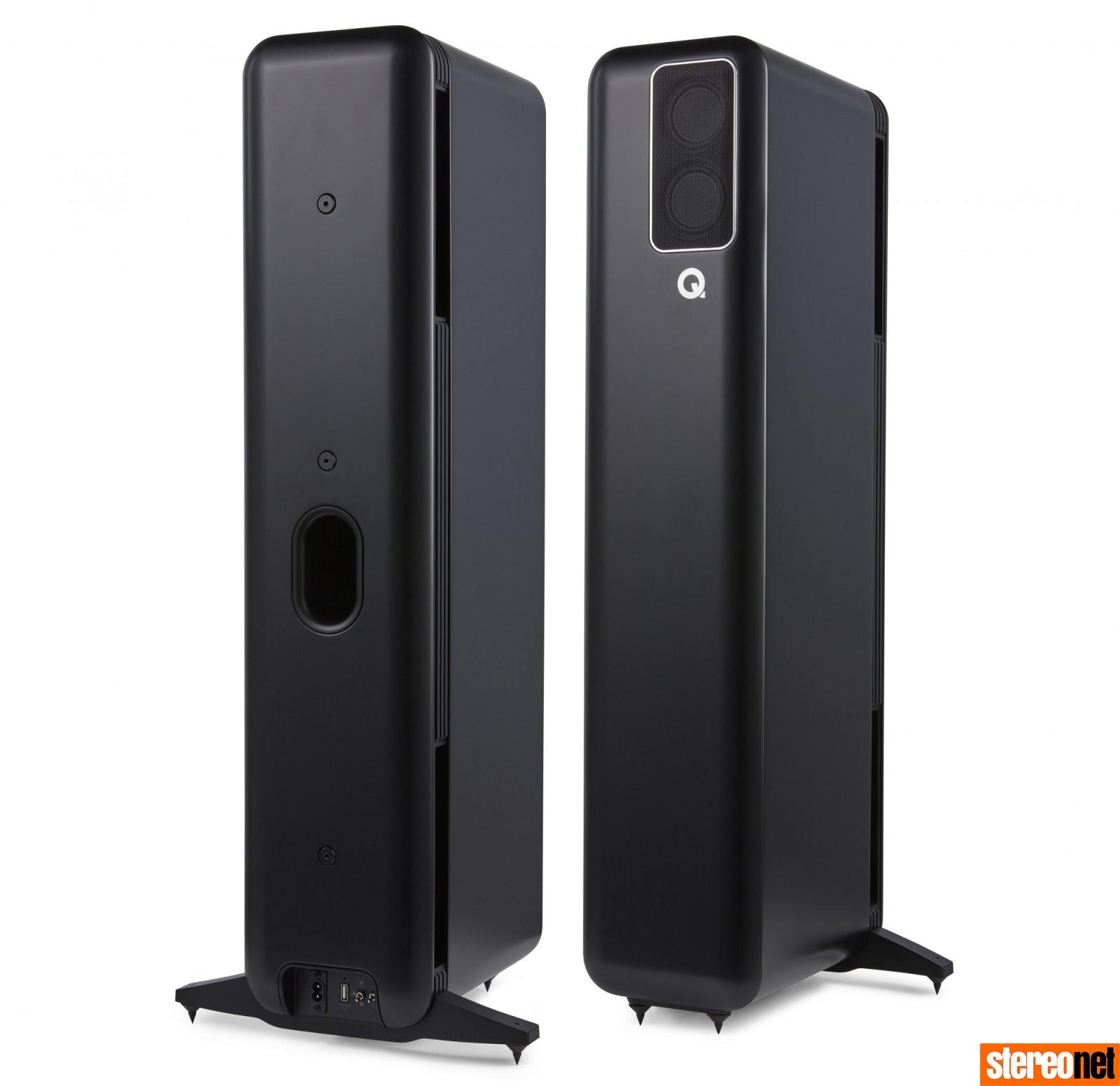 Q Acoustics Q Active 400 loudspeakers