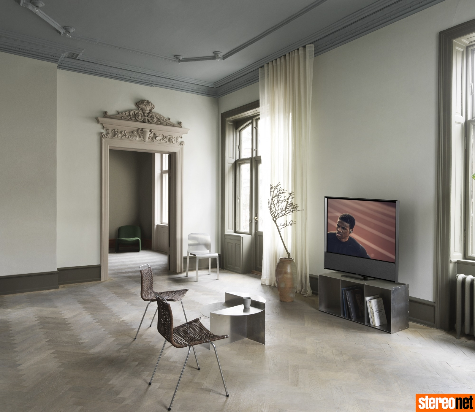 Beovision Contour 55-inch OLED TV
