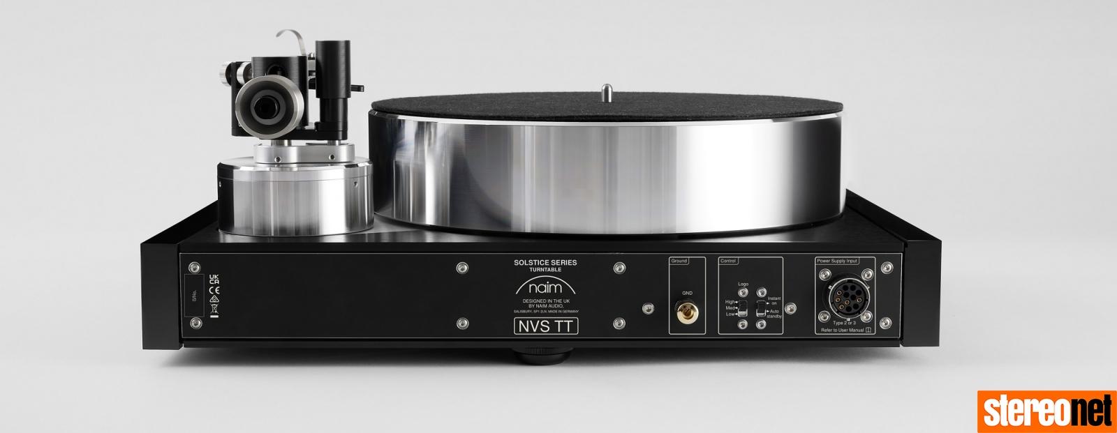 Naim Audio Solstice and Equinox