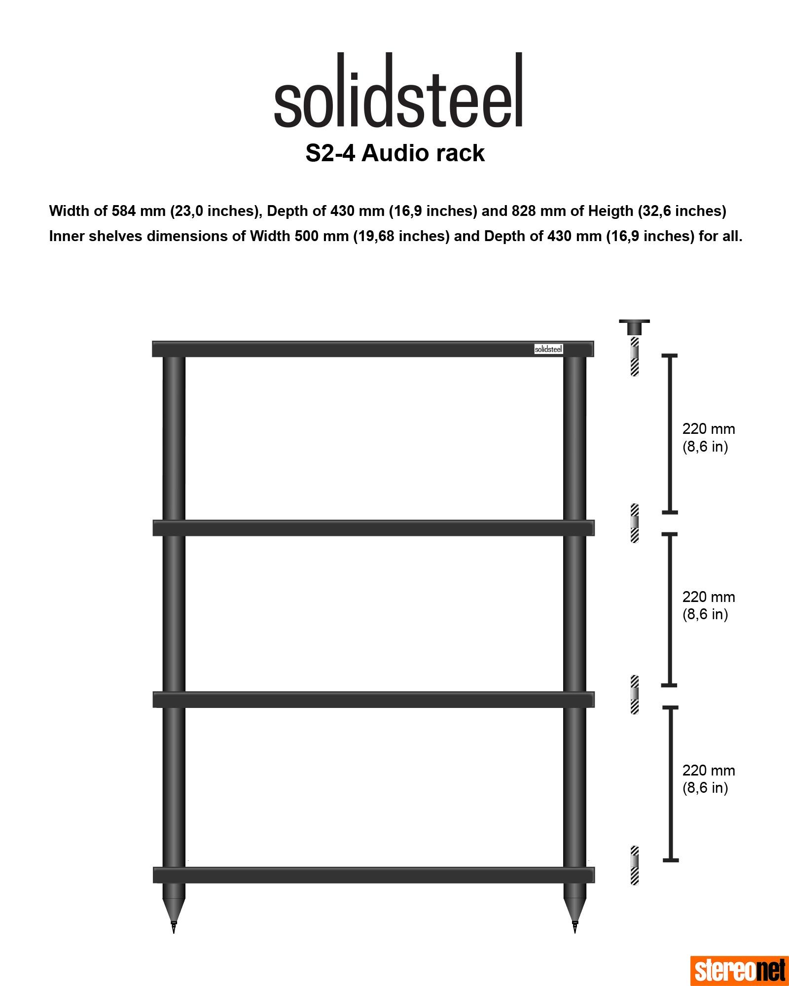 Solidsteel S2-4 review