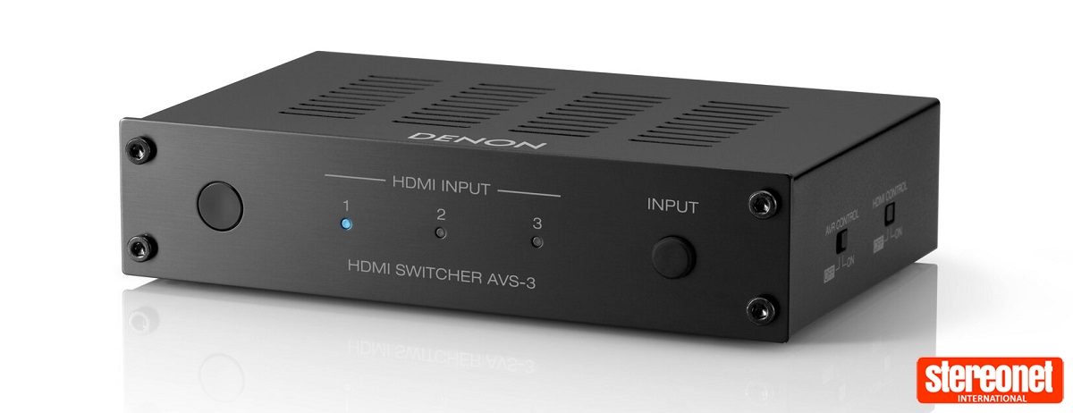 Denon AVS-3 and Marantz VS3003 HDMI 2.1 adaptor