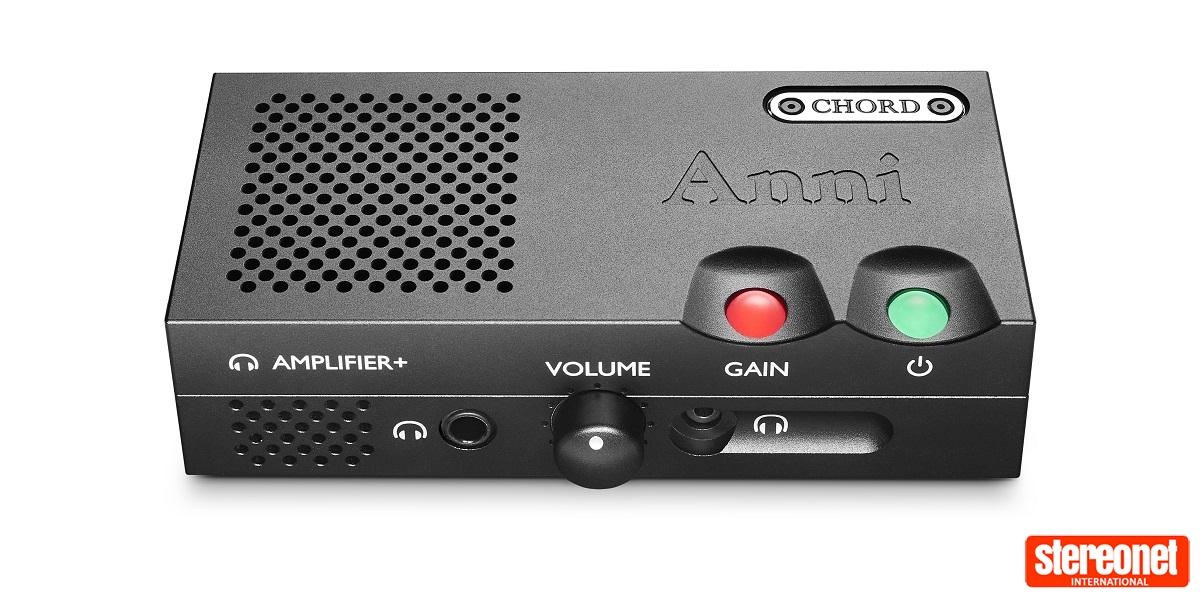 Chord Anni Amplifier