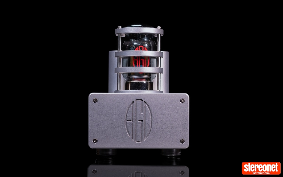 AGD The Audion Monoblock Power Amp Review